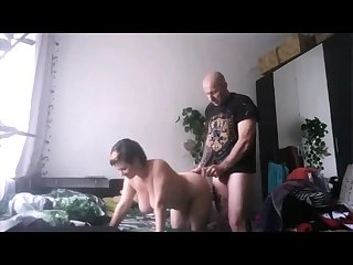 Big Titty Pretty good Pounded Doggystyle On the top of Hidden Camera