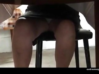 Forth the weekend my horny wife never wear panties.