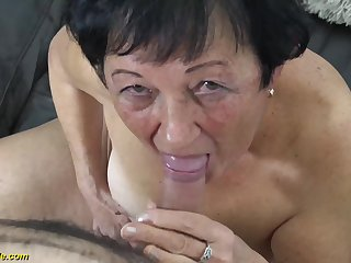 hairy 82 years old granny needs a her young toyboy for a wild fuck lesson