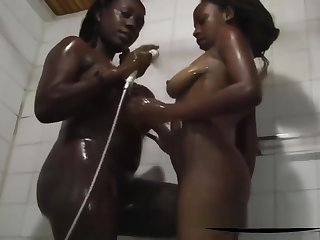 Several Tempting African Lesbians With Surprising Bodies Having