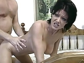 Morning Anal Purging Of Unanticipated Hair HungryEyes Brunette