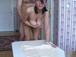 Slim big boobs hot loveliness