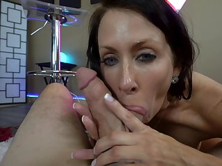nothing can please horny Reagan Foxx as A a strong penis thither her mouth