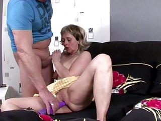 Limitation dildo OK adult Marianne wants to feel friend's shaft