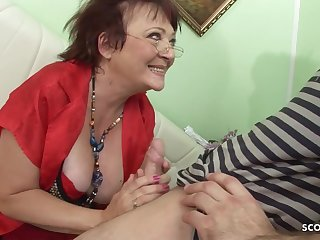 Big White Chief Mature Join in matrimony Hard Porn Video