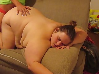 Silver-tongued milk filled gigantic tits bitch cheats with secret lover sucking and fucking bareback filling her pussy running of cum