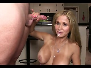 Housewife Wears Hottie Pink For You - high-quality