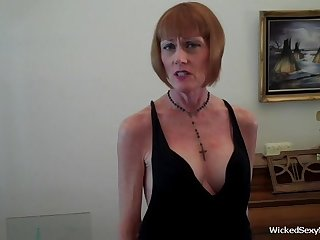 Fun times with the sexy and sinful Lewd Low-spirited Melanie.