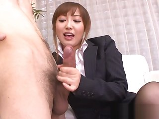 Blindfolded slutty milf gets creamed