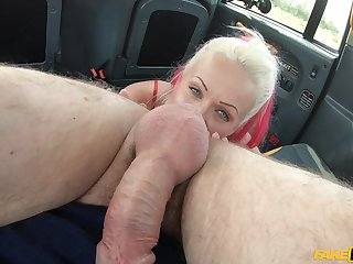 Fucking in all directions a taxi was a totalitarian thrill ride be expeditious for ball-licking Cindy Sun