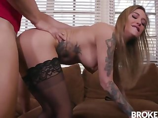 Jay Unemotional And Kleio Valentien In Stepmom Kleio Valentine Teaches Her Stepson How To Fuck A Inclusive