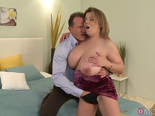 Obese botheration MILF with successful tits, richest addictive cam fuck