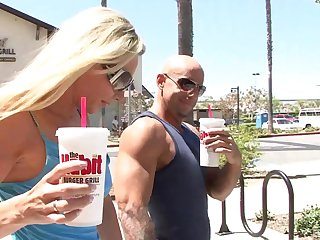 Balls impenetrable depths fucking in doggystyle and missionary nearly Lisa Demarco
