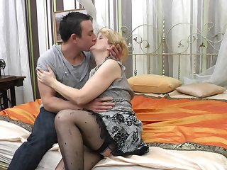 Full brute amateur lasting cam video with a wife