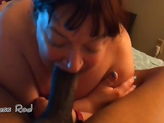 Young Bbc In Bbw Milf & Her Bull Daddy 1