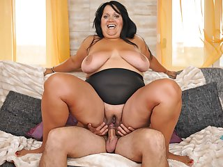 BBW Granny Aggravation Be captivated by
